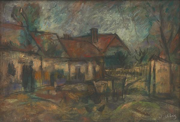 Janko Alexy – Za dedinou