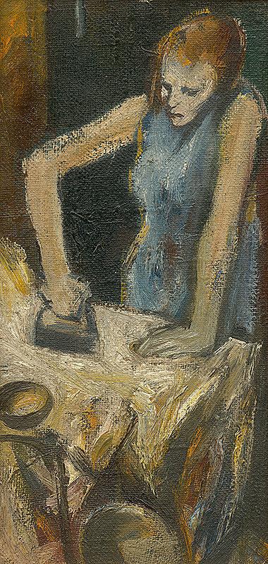 Vincent Hložník - Žehliarka