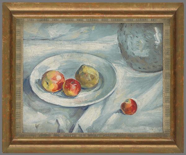 Ľudovít Fulla - Zátišie s ovocím