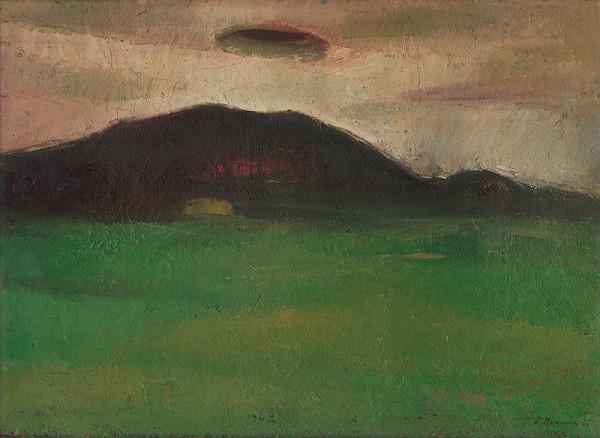 Dezider Milly - Čierna hora
