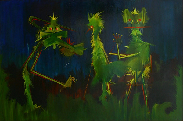 Karol Baron – V krajine tráv