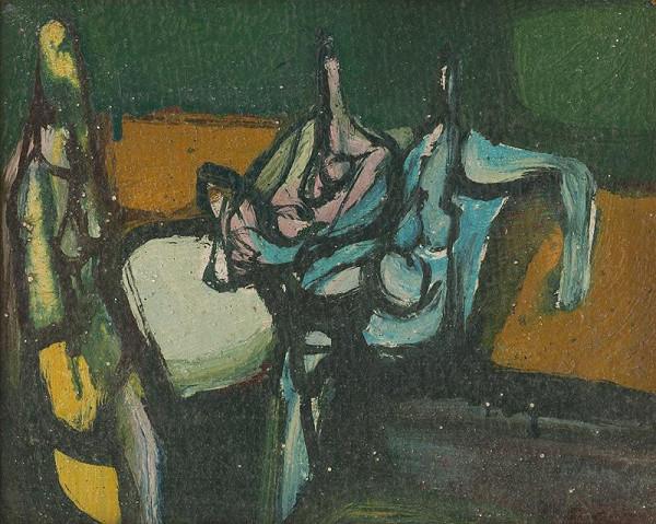Vincent Hložník - Pri stole