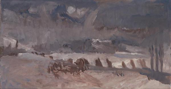 Viliam Chmel - Ústup do hôr