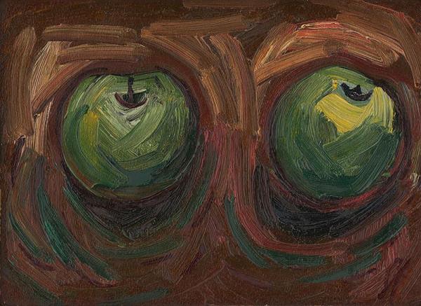 František Studený – Dve jabĺčka