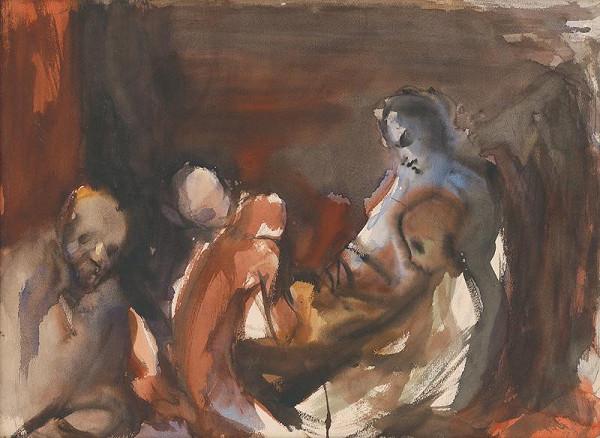 Vincent Hložník – V kryte
