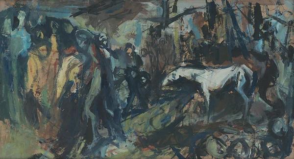 Vincent Hložník - Utečenci II.