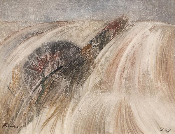 Béla Bacskai – Trnky v zime