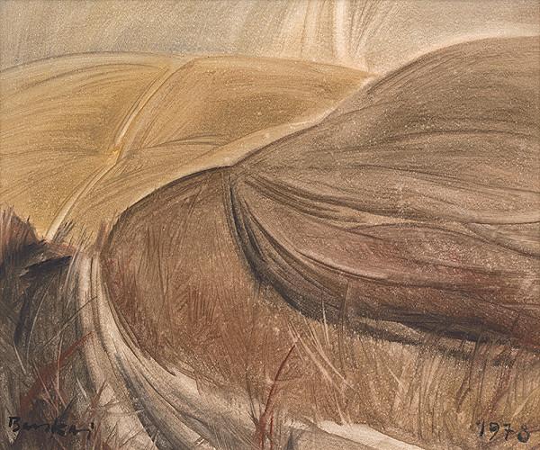 Béla Bacskai – Poľná cesta