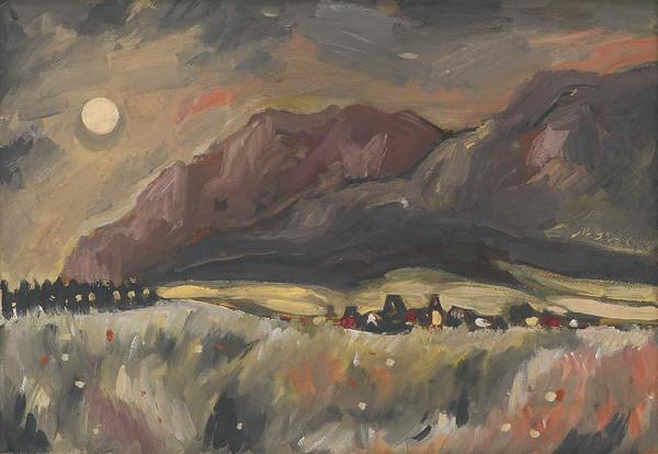 Viliam Chmel – Krajina s plotom