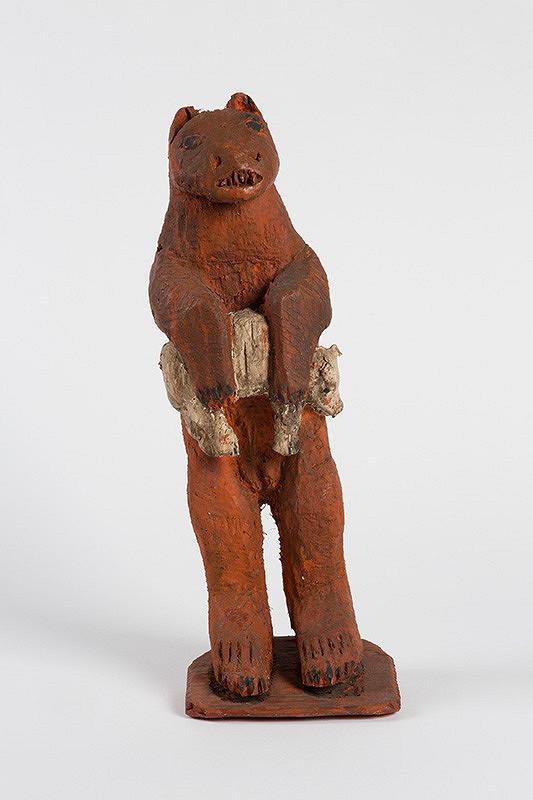 Štefan Branický – Medveď