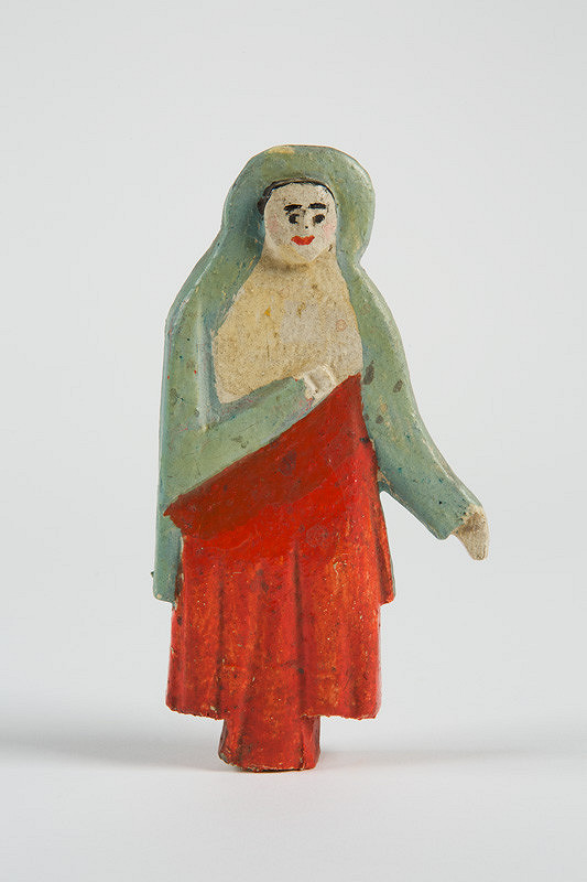 Beňo IV. - Panna Mária