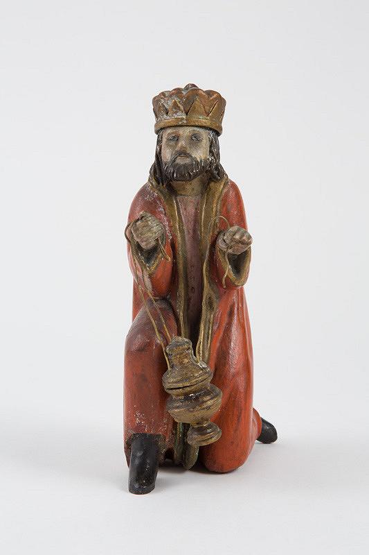 Anton Granatier – Kráľ s kadidlom (MELICHAR)