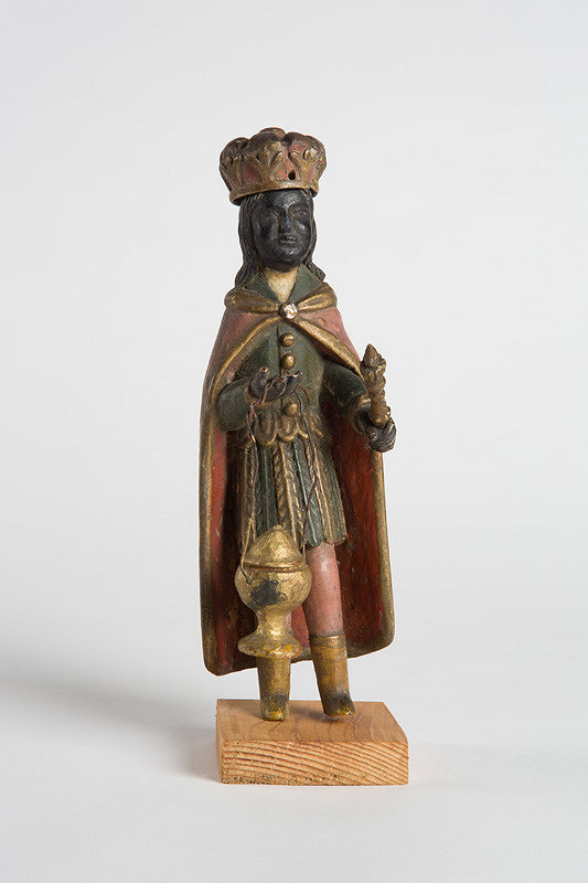 Anton Granatier – Kráľ s myrhou (BALTAZÁR)