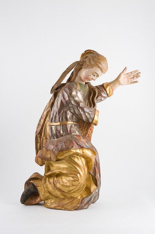 Slovenský rezbár z 2. polovice 18. storočia – Mária Magdaléna
