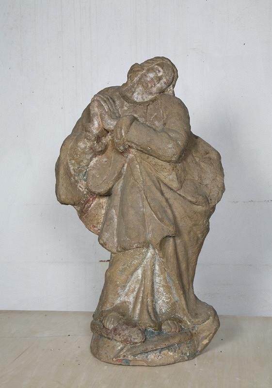 Slovenský rezbár z 18. storočia – P.Mária Immaculata