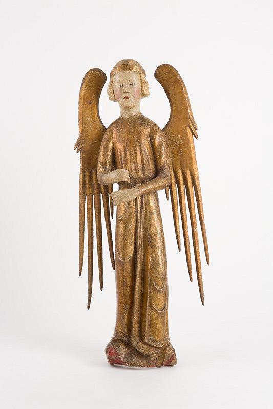 Neznámy autor – Anjel