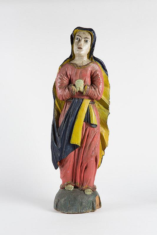 Neznámy autor – Panna Mária - Prosebníčka