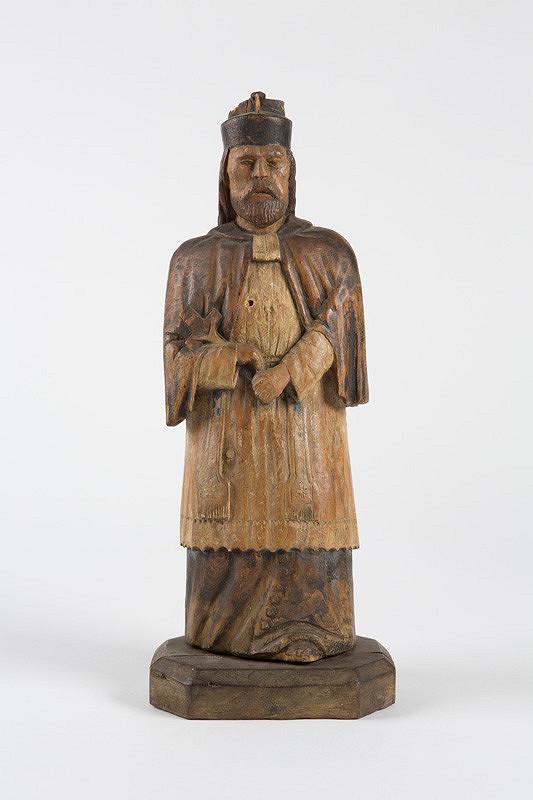 E. Gregor – Svätý Ján Nepomucký