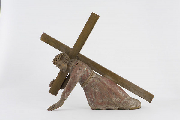 Neznámy autor – Kristus pod krížom
