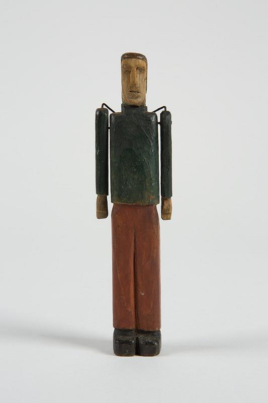Štefan Oščadnický – Muž hnedozelený