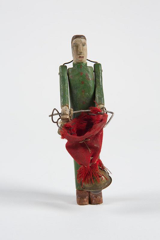 Štefan Oščadnický – Muž so zvončekom