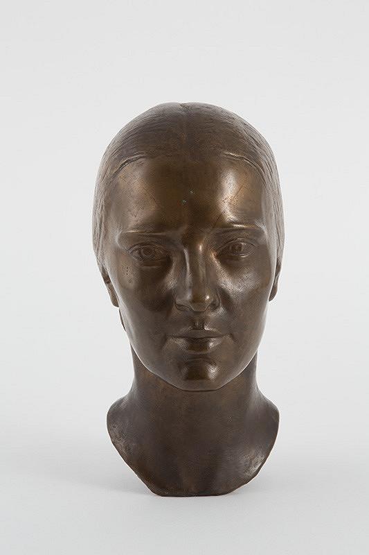 Rudolf Hornák – Portrét Lýdie Sokolovej