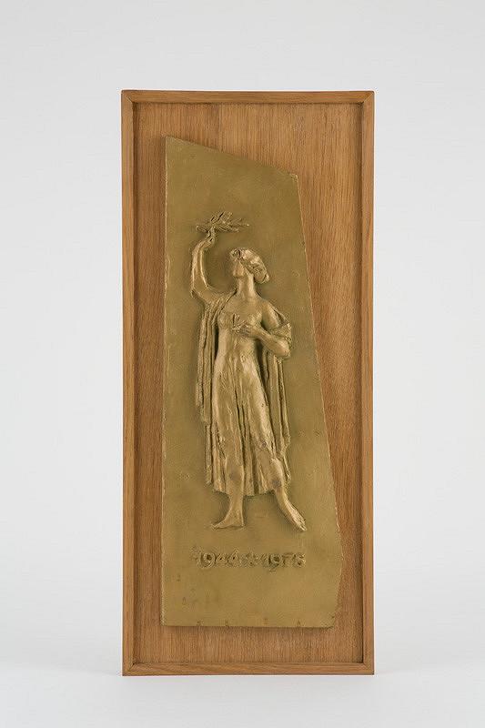 Rudolf Pribiš – 1. štúdia k pomníku Oslobodenia v Rajci
