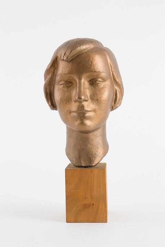 Rudolf Hornák - Portrét dievčaťa