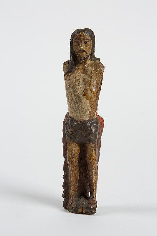 Neznámy autor – Kristus pri stĺpe