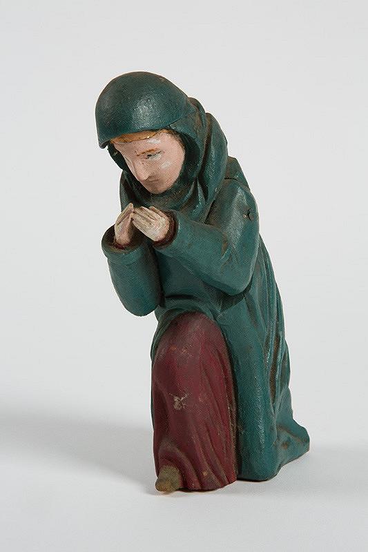 Ignác Marcoň - Panna Mária