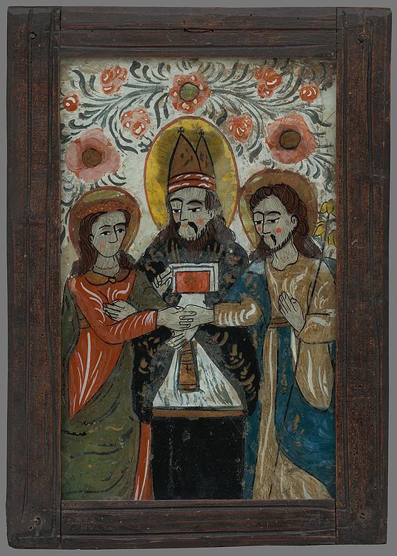 Neznámy autor - Zasnúbenie Panny Márie