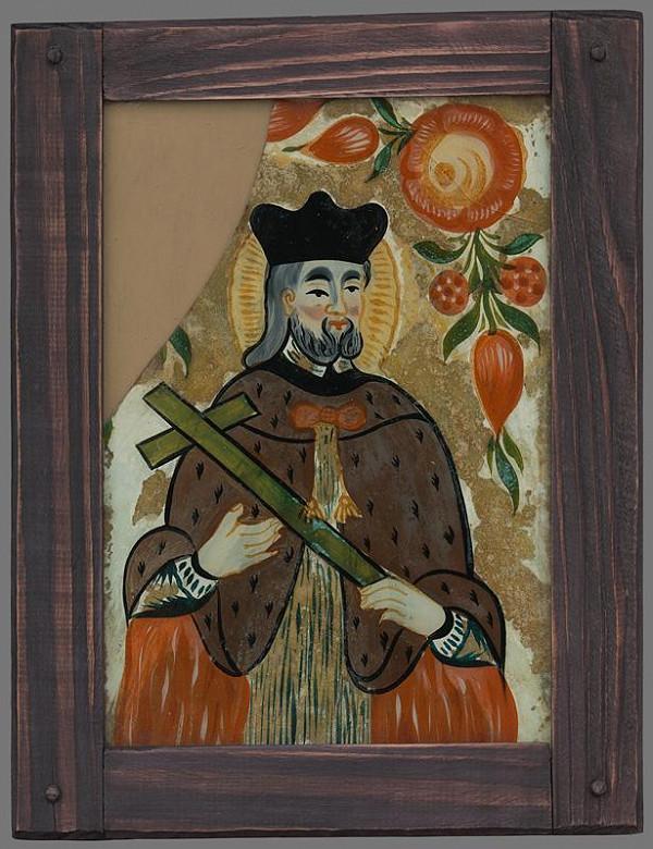 Majster huňatých obočí – Sv. Ján Nepomucký