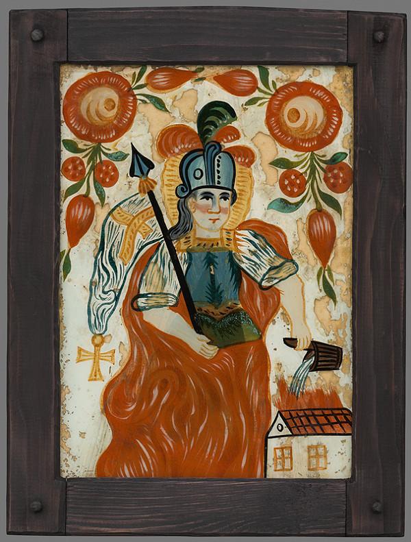 Majster huňatých obočí – Sv. Florián