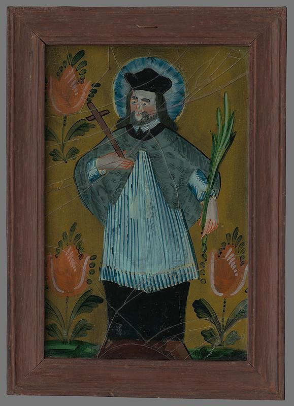 Neznámy autor – Sv.Ján Nepomucký