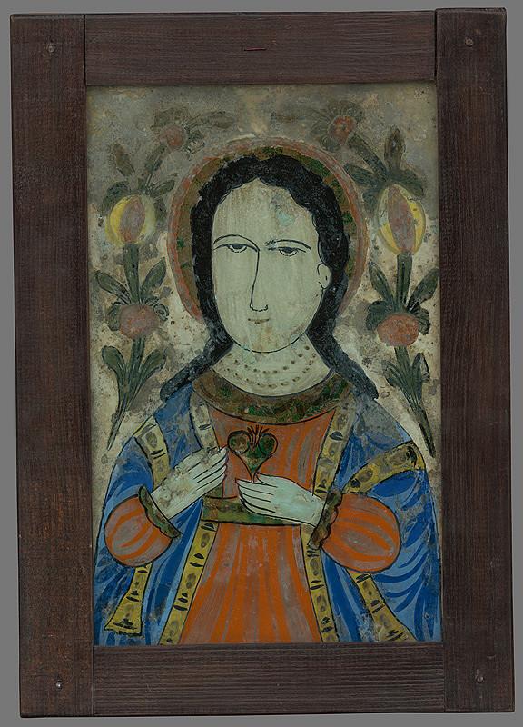 Neznámy autor – Panna Mária