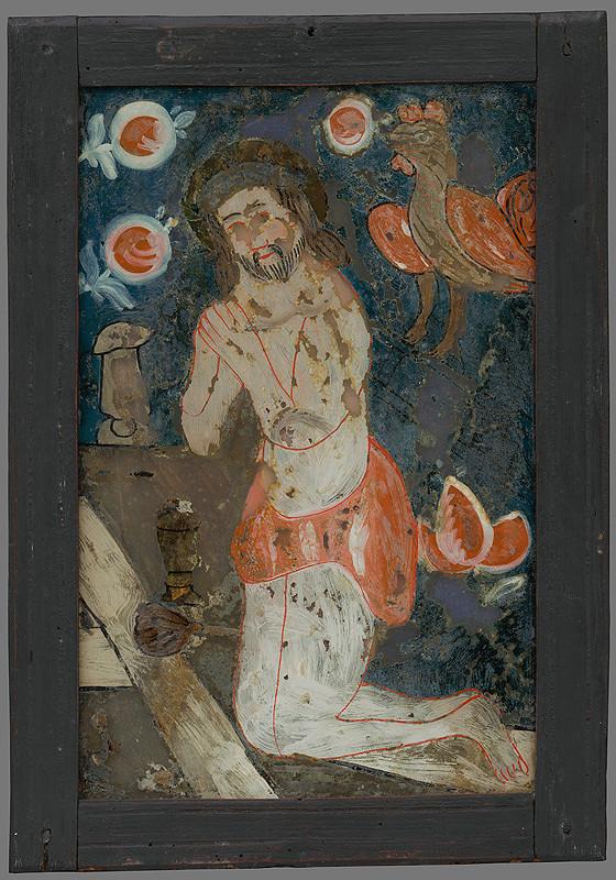 Neznámy autor – Kristus na Olivovej hore