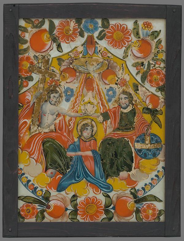 Ferdinand Salzmann – Korunovanie Panny Márie