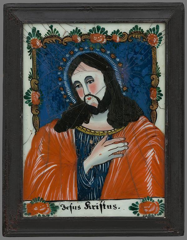 Neznámy autor – Ježiš Kristus