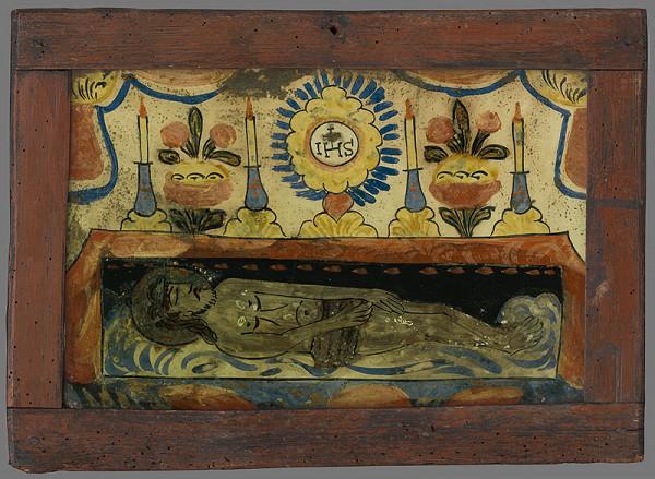 Neznámy autor - Boží hrob