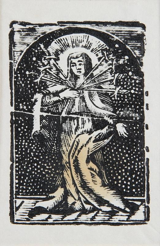 Neznámy autor - Panna Mária Sedembolestná