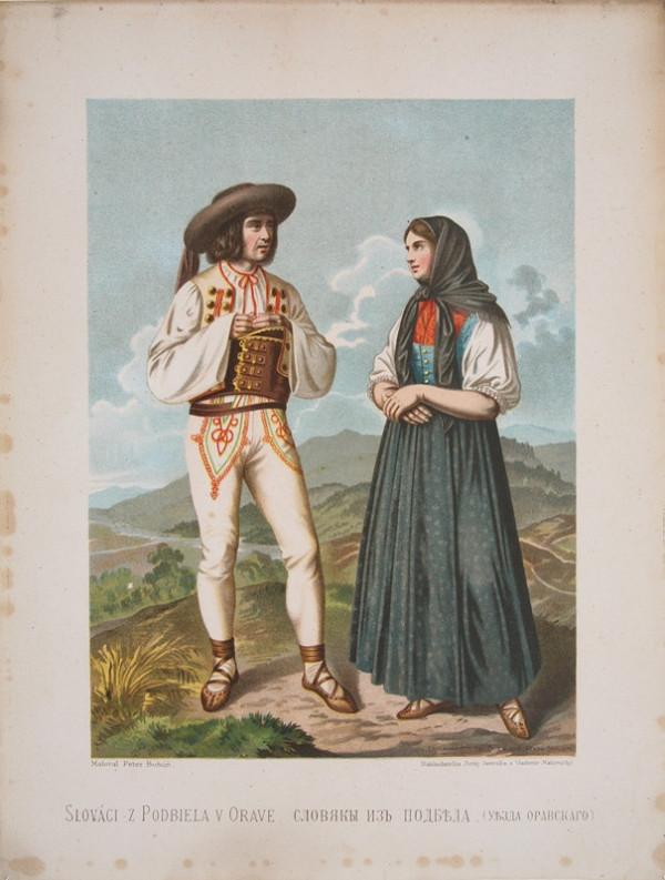 Peter Michal Bohúň, Kornel Bohúň – Slováci z Podbieľa