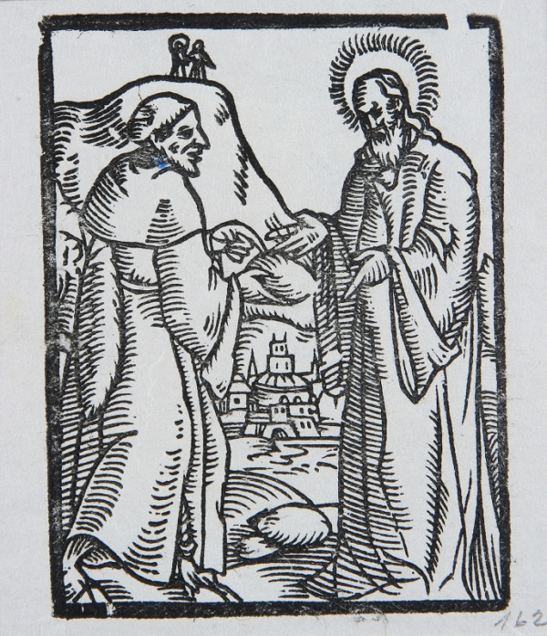 Neznámy autor – Diabol pokúša Krista