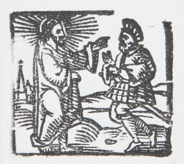 Neznámy autor – Kristus a stotník