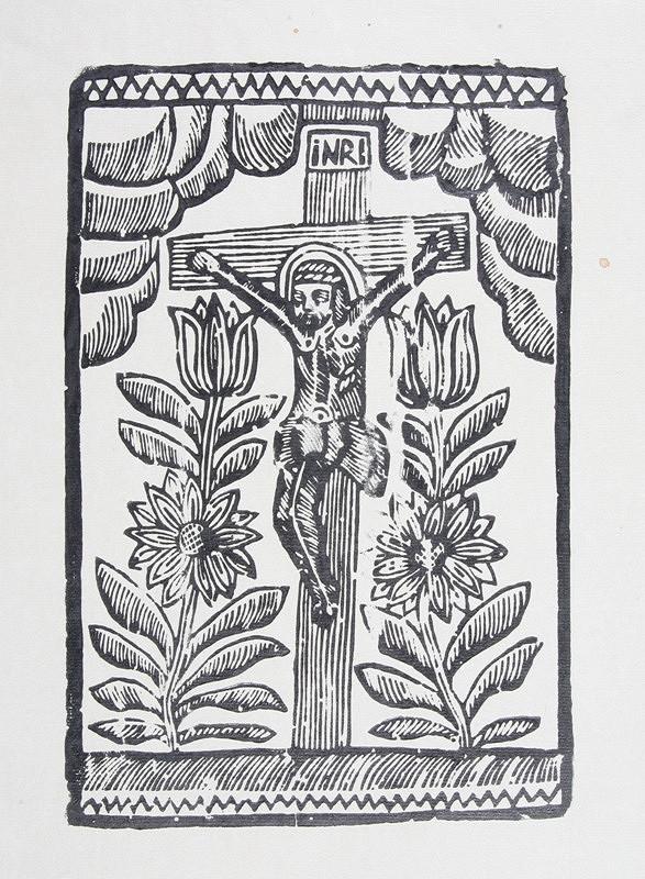 Imrich Spevák – Kristus na kríži
