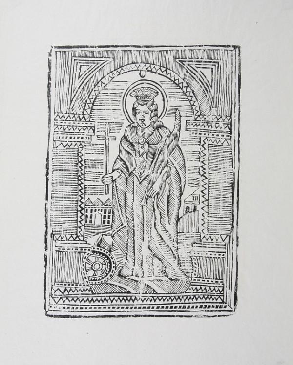Imrich Spevák – Sv. Katarína