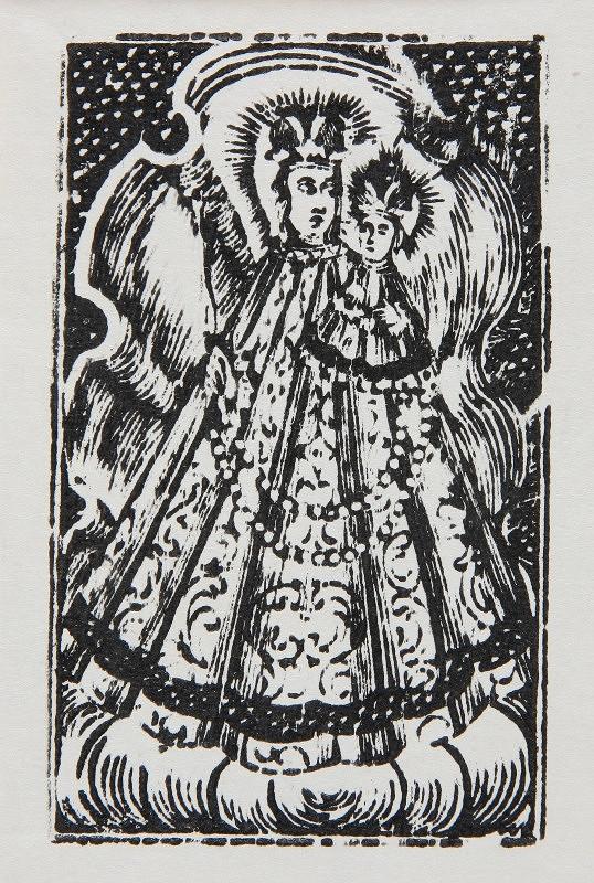 Neznámy autor – Panna Mária Póčska