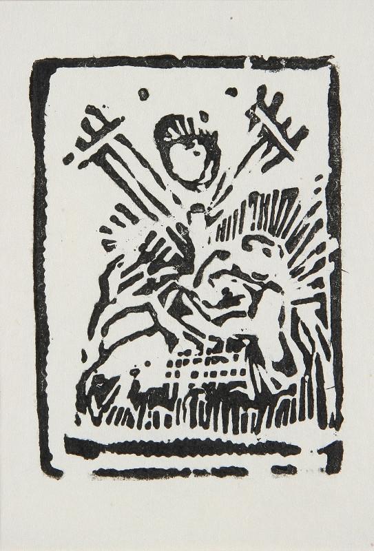 Neznámy autor – Pieta - Sedembolestná Panna Mária