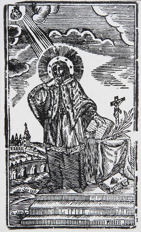 Neznámy autor - Sv. Ján Nepomucký