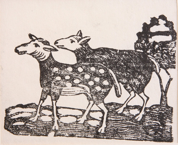 Neznámy autor - Ovce
