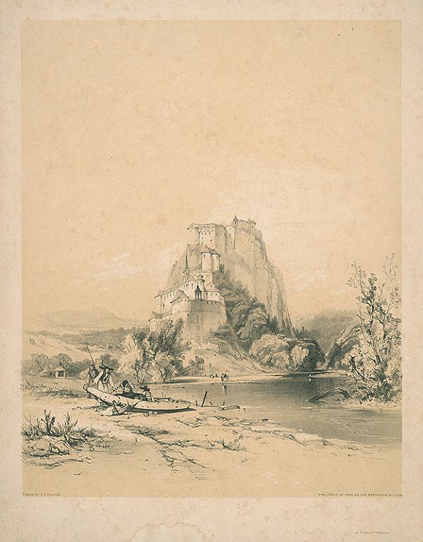 James Baker Pyne, George Edwards Hering – Oravský hrad